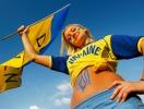 Болеем за Украину: футбольные фанатки Евро 2012