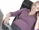 Работа во время беременности вредит будущему малышу