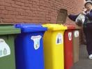 Поддержание чистоты: сортировка бытовых отходов