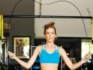 Видеоурок: фитнес со скакалкой