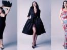 Дита Фон Тиз создала коллекцию платьев