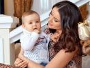 Оксана Федорова впервые показала сына. Фото