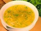 Домашний суп с курицей позволяет побороть простуду
