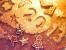 Красивые новогодние открытки 2013
