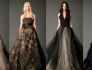 Топ 5 свадебных платьев от Веры Вонг для встречи Нового года