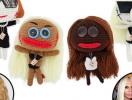 Бренд  Mua Mua выпустил вязанные куклы Бейонсе и Леди Гага. Фото