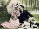 Как выглядели старинные валентинки? Фото