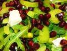 Рецепт весеннего салата с гранатом