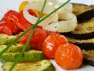 Рецепт для пикников: овощи на гриле
