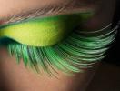 Как применять зеленый оттенок в макияже глаз?