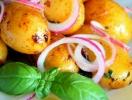 Как приготовить молодой картофель?
