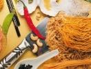 Как приготовить домашнюю лапшу?
