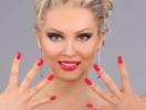 Модный маникюр лета 2013 от Лены Лениной
