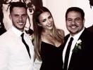 Джессика Альба посетила свадьбу модельера Нарцисо Родригеса