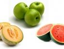 Топ 3 диеты августа на основе арбуза, дыни, яблок