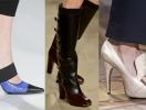 Модная обувь сезона осень-зима 2013-2014