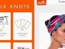 Hermès выпустил приложение по завязыванию платков