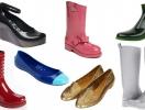 Лучшая обувь осени 2013 для дождливой погоды