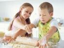 Развивающие игры для детей на кухне