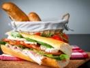 Сэндвич: топ 5 вариантов оригинального бутерброда