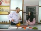 Золотые рецепты звезд: салат из тыквы с помидорами черри и рукколой от певицы Lama