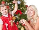 Особенности встречи Нового года с детьми от предыдущих браков