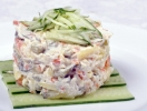 Новогодние рецепты 2014: салат оливье