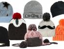 Зимний must have: вязаная шапка - 40 модных моделей