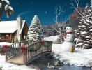 Поздравления с Рождеством 2014 красивые короткие