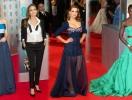 BAFTA 2014: лучшие наряды звезд