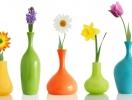 Тренд в интерьере: крупные вазы