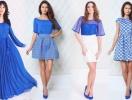 Синий цвет в одежде: его влияние на нашу жизнь