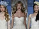 Актуальные свадебные прически 2014