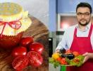 Мармелад из томатов черри с базиликом от Руслана Сеничкина