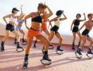 Новый вид фитнеса - kangoo jumps
