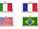 Charlotte Olympia выпустили клатчи к Чемпионату мира по футболу