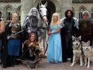 В Британии состоялась свадьба в стиле Игры престолов