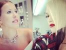 Модные прически звезд в Instagram