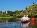 Экотуризм в Украине: все о сплаве на байдарках