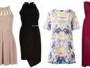 Модные платья осени 2014: что, где, почем
