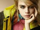 Кара Делевинь презентовала капсульную коллекцию для DKNY