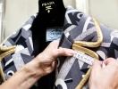 Дом Prada показал свои элегантные будни