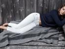 Дарья Вербова стала героиней осеннее-зимней промокампании AG Jeans