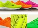 Бренд Gucci выпустил коллекцию неоновых кроссовок