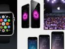 Корпорация Apple представила iPhone 6 и умные часы