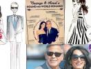 Джордж Клуни и Амаль Аламуддин поженились в Венеции