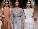 Неделя моды в Париже: Valentino, весна-лето 2015