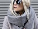 Как завязать палантин, шарф, платок. Видеосовет