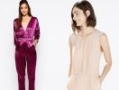 В чем встречать новый год дома: одежда в бельевом стиле