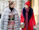 Неделя высокой моды в Париже: в чем пришли гости